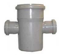 Крестовина одноплоскостная для внутренней канализации d110 х 50 90°
