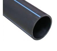 Полиэтиленовая труба ПНД d110х6,6мм ПЭ100 SDR17 Питьевая